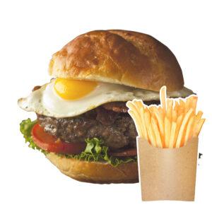 1862 Burger
